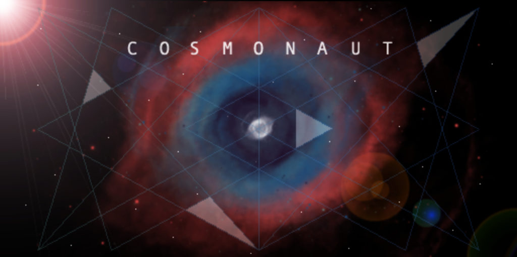 Cosmonaut Website Image